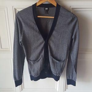 H&M cardigan small